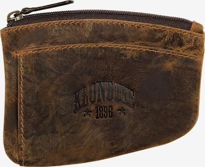 KLONDIKE 1896 Schlüsseletui 'Logan' in braun, Produktansicht