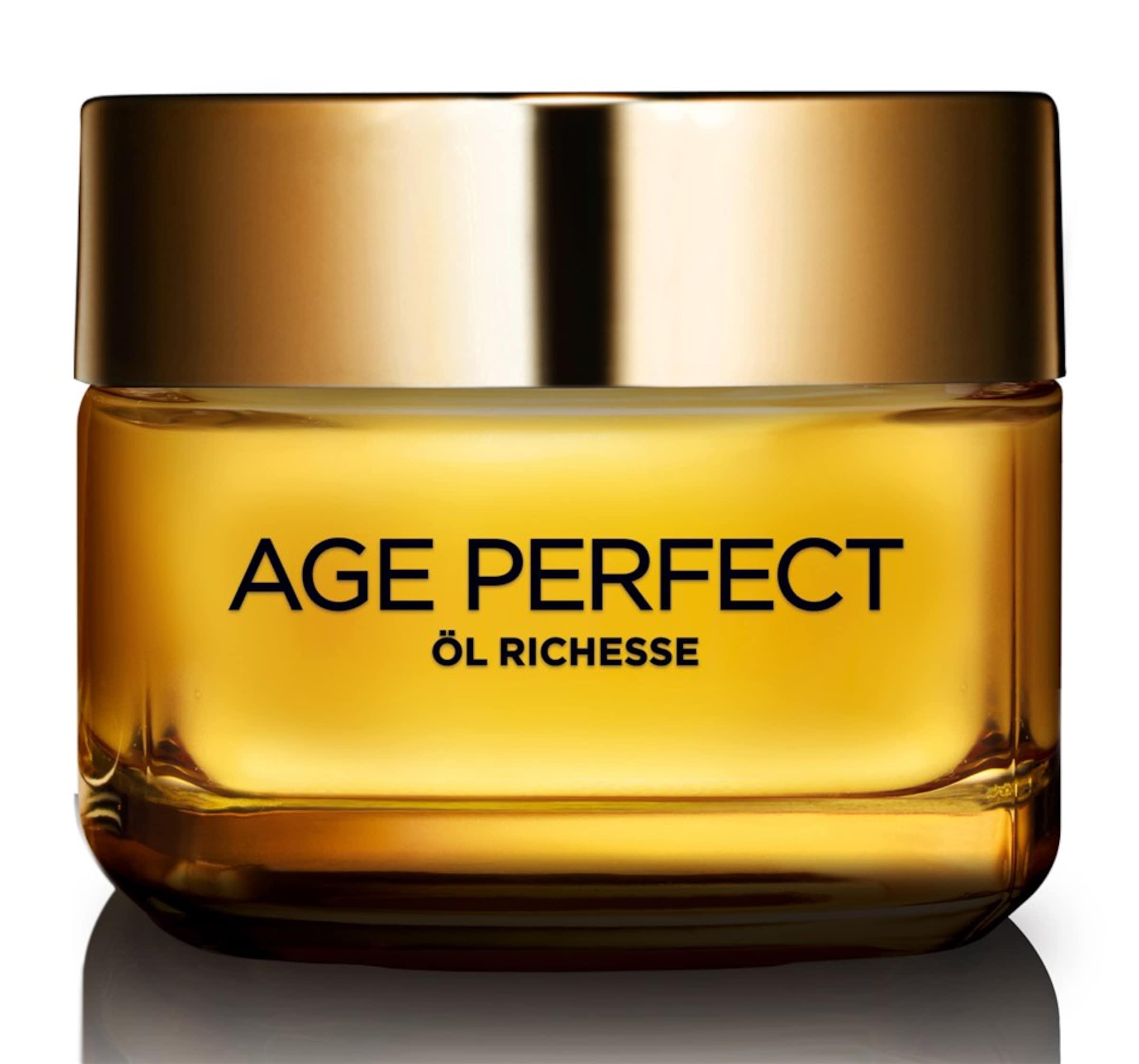 In Gold 'öl creme Richesse'Pflegende Öl L'oréal Paris 3AqS5jc4RL