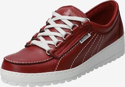 MEPHISTO Schuhe 'Lady' in rot / weiß, Produktansicht