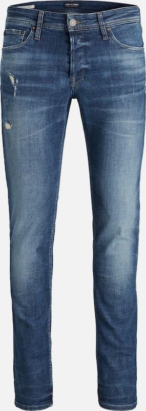 JACK & JONES Jeans 'Glenn Original Jos 312' in Blau denim  Freizeit, schlank, schlank