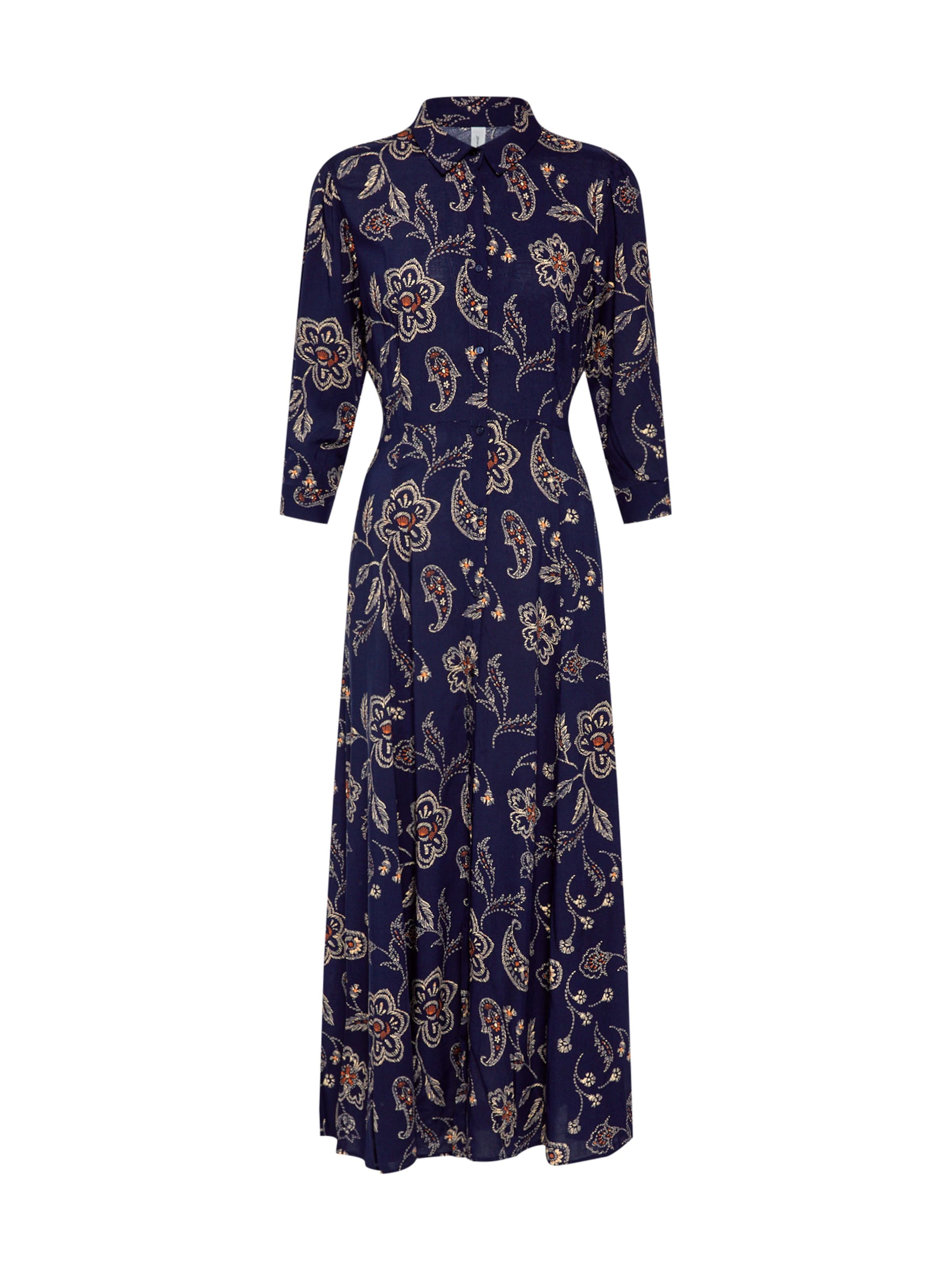 chemise 3' De Robe Soyaconcept En Bleu MarineMélange 'bonna Couleurs PZiuXOkT
