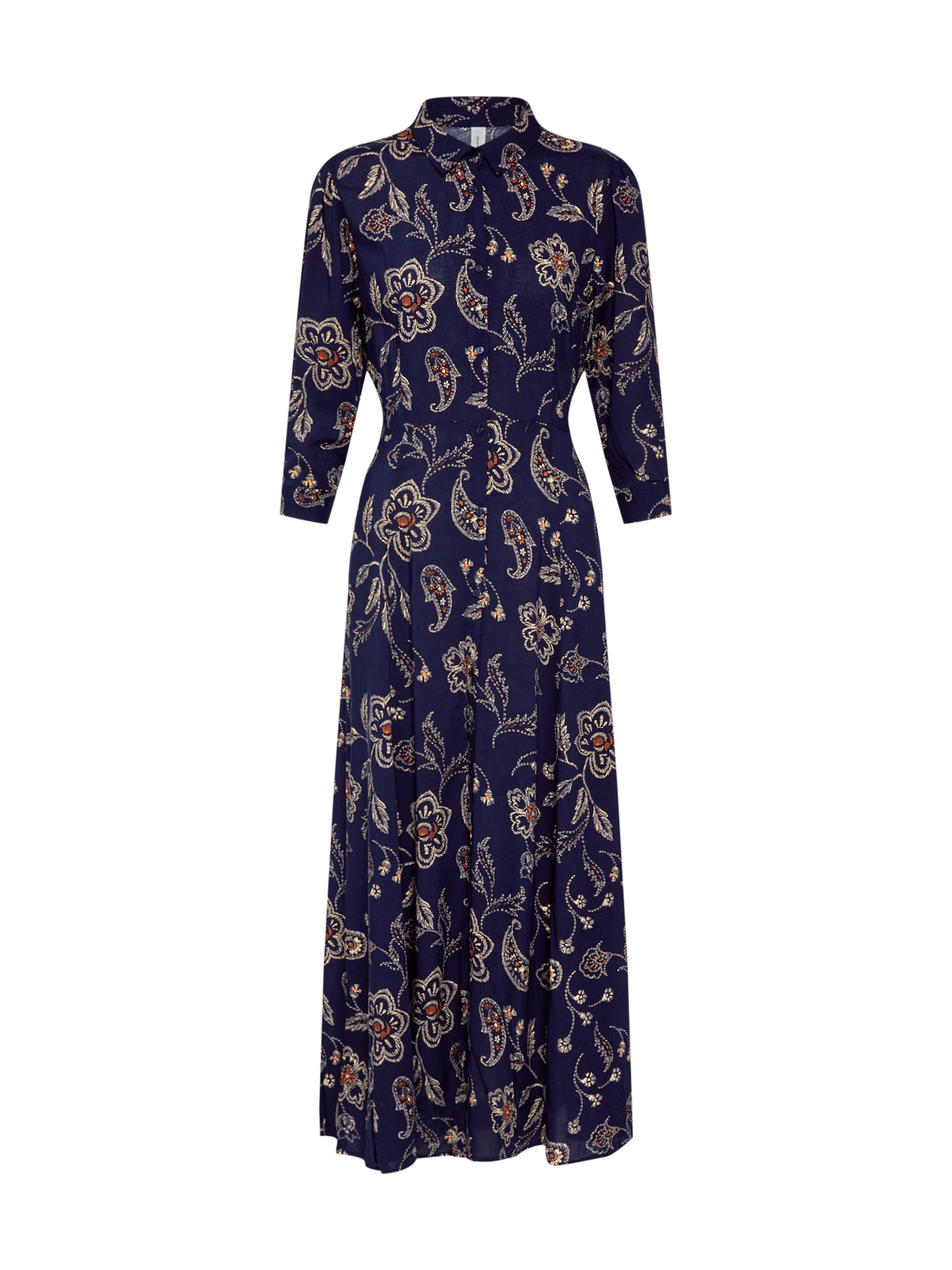 Bleu MarineMélange Soyaconcept Couleurs chemise 3' De Robe 'bonna En OkZw8n0PXN