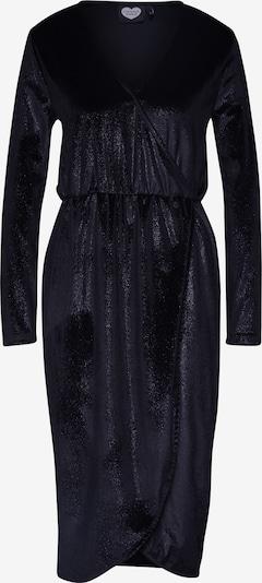 CATWALK JUNKIE Koktejl obleka 'ILLUSIONIST' | črna barva, Prikaz izdelka