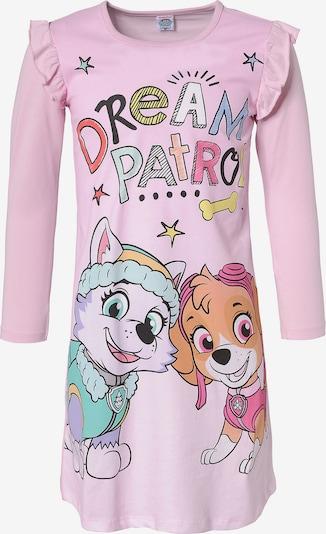 PAW Patrol Nachthemd in mischfarben / rosa, Produktansicht