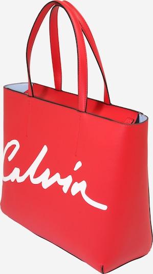 Calvin Klein Jeans Shopper 'SCULPTED' - červená, Produkt