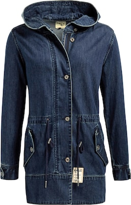 Khujo Jeans Jacke 'SHINTA JUST DENIM'