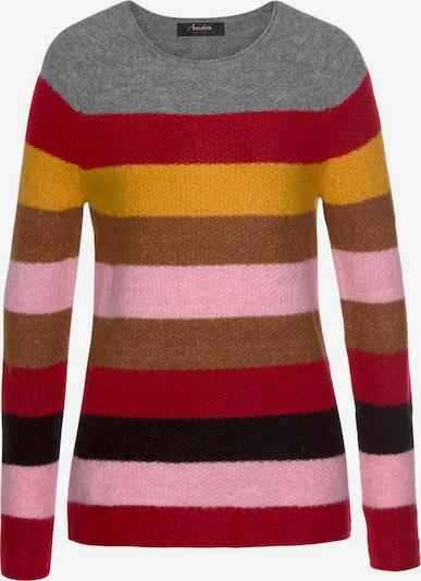 Aniston CASUAL Pullover in mischfarben, Produktansicht