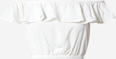 NA-KD Shirt in weiß, Produktansicht