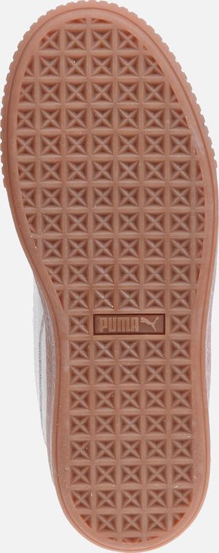 PUMA | 'Platform 'Platform 'Platform Kiss Suede' Sneaker c149b1