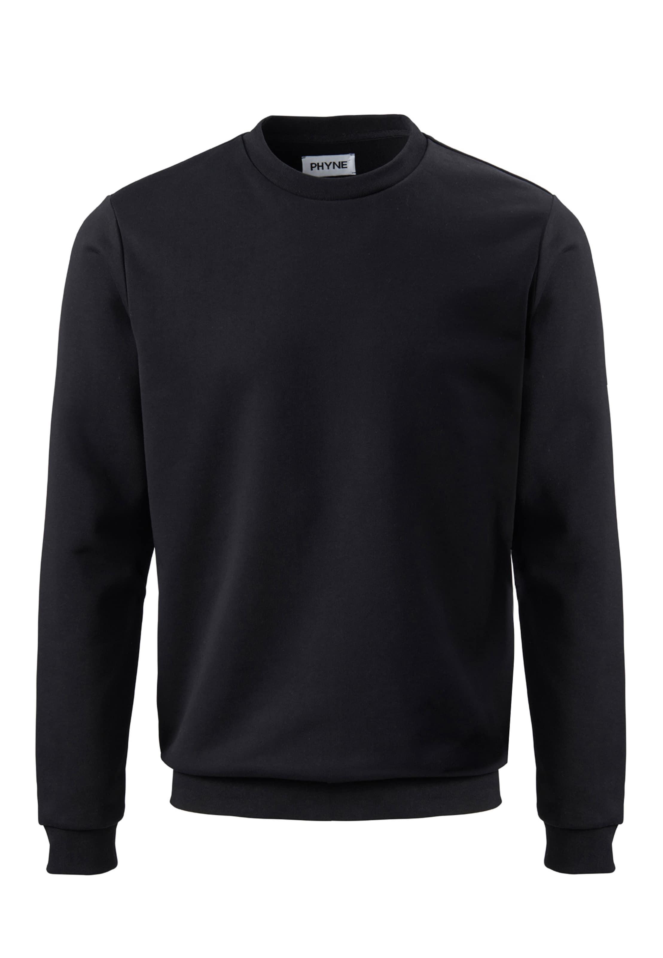 Phyne 'gots' Schwarz Sweatshirt In xWrCoedB