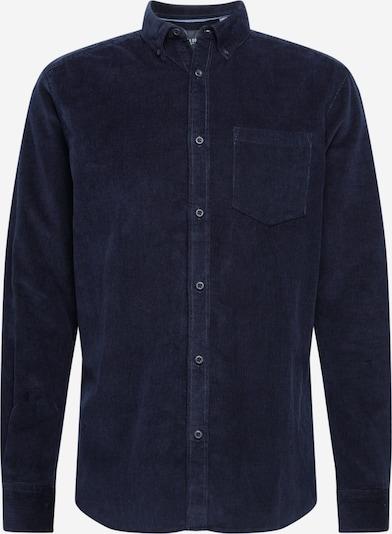 Only & Sons Hemd 'Bennet' in dunkelblau, Produktansicht