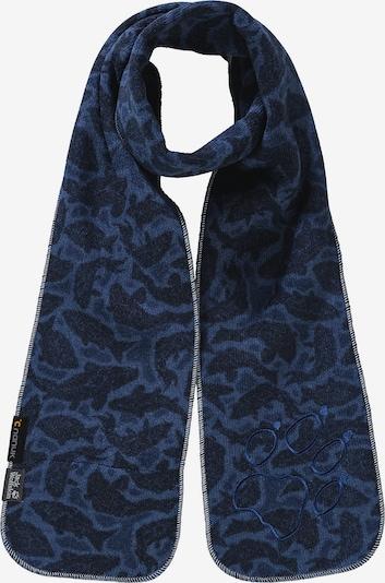JACK WOLFSKIN Schal in dunkelblau, Produktansicht