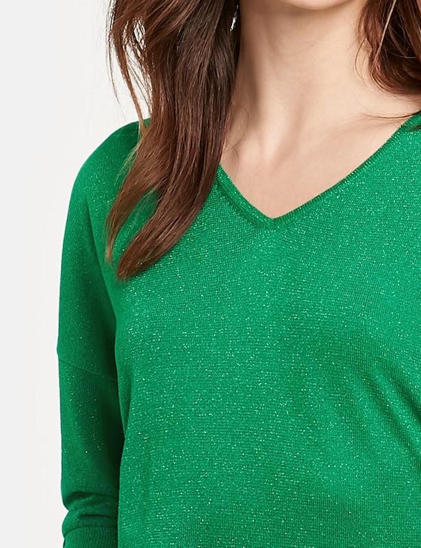 GERRY WEBER Pullover in grün grün grün  Markenkleidung für Männer und Frauen ba9736