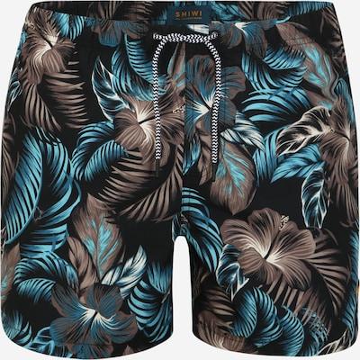 Shiwi Szorty kąpielowe do kolan 'Fiji' w kolorze czarnym, Podgląd produktu