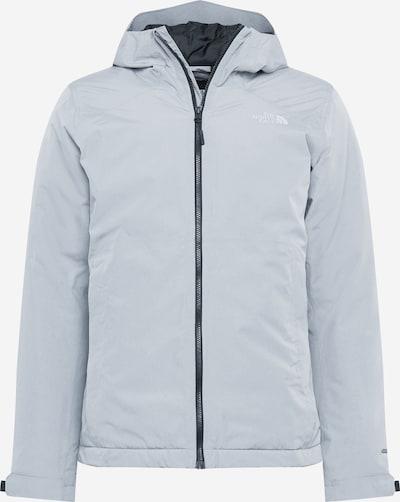 THE NORTH FACE Outdoorová bunda 'MILLERTON' - světle šedá / bílá, Produkt