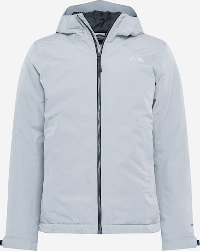 THE NORTH FACE Outdoorová bunda 'MILLERTON' - svetlosivá / biela, Produkt