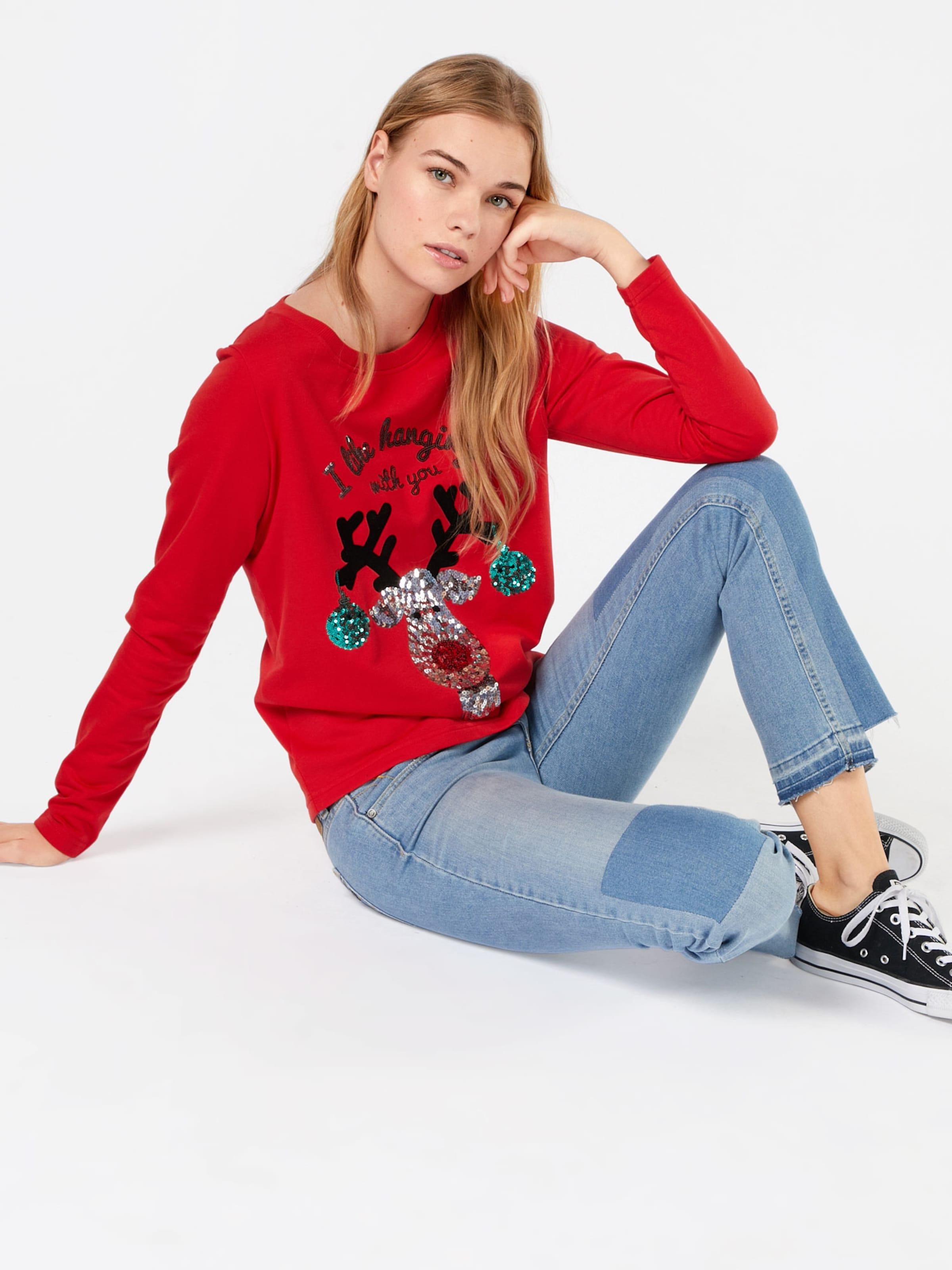 ONLY Weihnachts Strickpullover Neueste p4U4pBDYV6