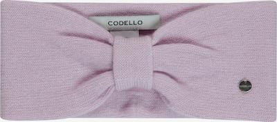 CODELLO Stirnband in pastellpink, Produktansicht