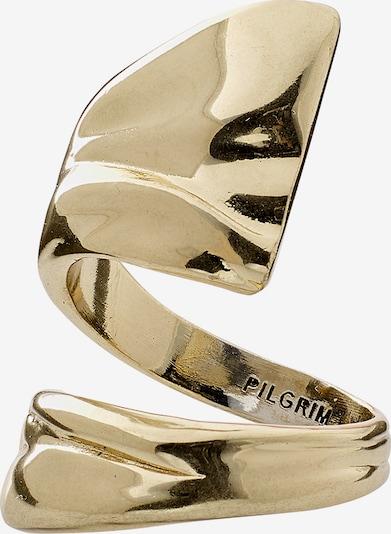 Pilgrim Bague 'Water' en or, Vue avec produit