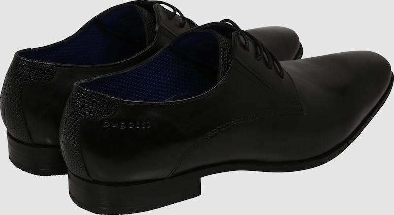 Haltbare Mode Schnürschuh billige Schuhe bugatti   Schnürschuh Mode mit Noppung Schuhe Gut getragene Schuhe e11570