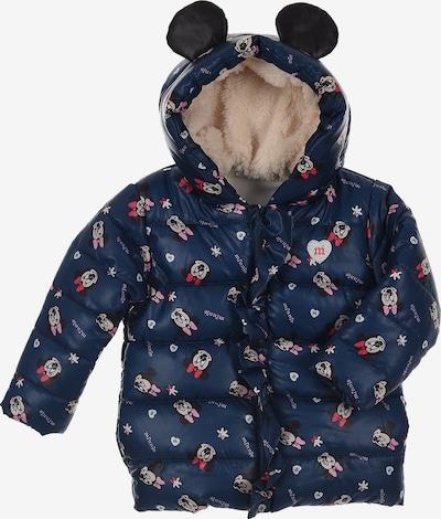 Disney Minnie Mouse Winterjacke in dunkelblau / mischfarben, Produktansicht