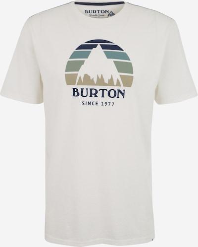 BURTON T-Shirt 'UNDERHILL' in offwhite, Produktansicht