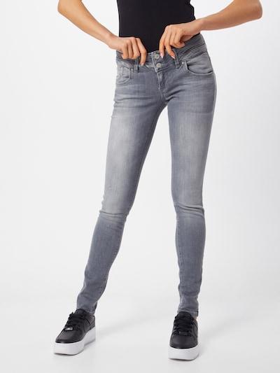LTB Jeans in grey denim, Modelansicht