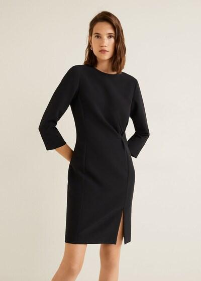 MANGO Kleid 'Michelle' in schwarz, Modelansicht