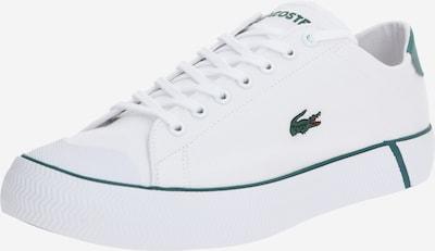 LACOSTE Sneaker 'GRIPSHOT 120 2 CMA' in grün / weiß, Produktansicht