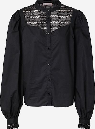 Custommade Blouse 'Ellena' in de kleur Zwart, Productweergave