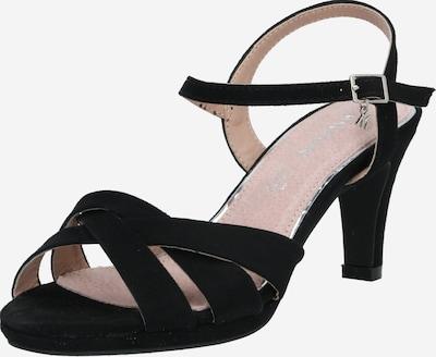 MARIAMARE Sandalen met riem 'LORENZA' in de kleur Zwart, Productweergave