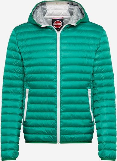 Colmar Tussenjas in de kleur Groen / Wit, Productweergave