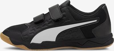 PUMA Sportschuh 'Auriz' in schwarz / weiß, Produktansicht