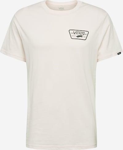 VANS Shirt in de kleur Pastelroze / Zwart, Productweergave