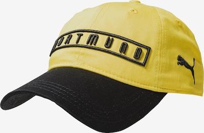 PUMA Cap 'BVB' in gelb / schwarz, Produktansicht