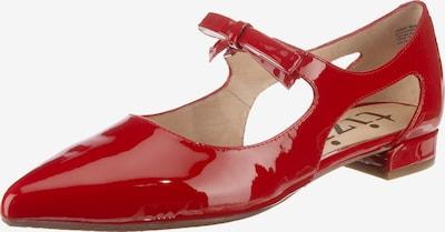 tizian Schuh 'San Jose 12' in rot, Produktansicht