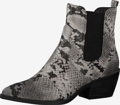 s.Oliver Boots in grau / greige / schwarz, Produktansicht