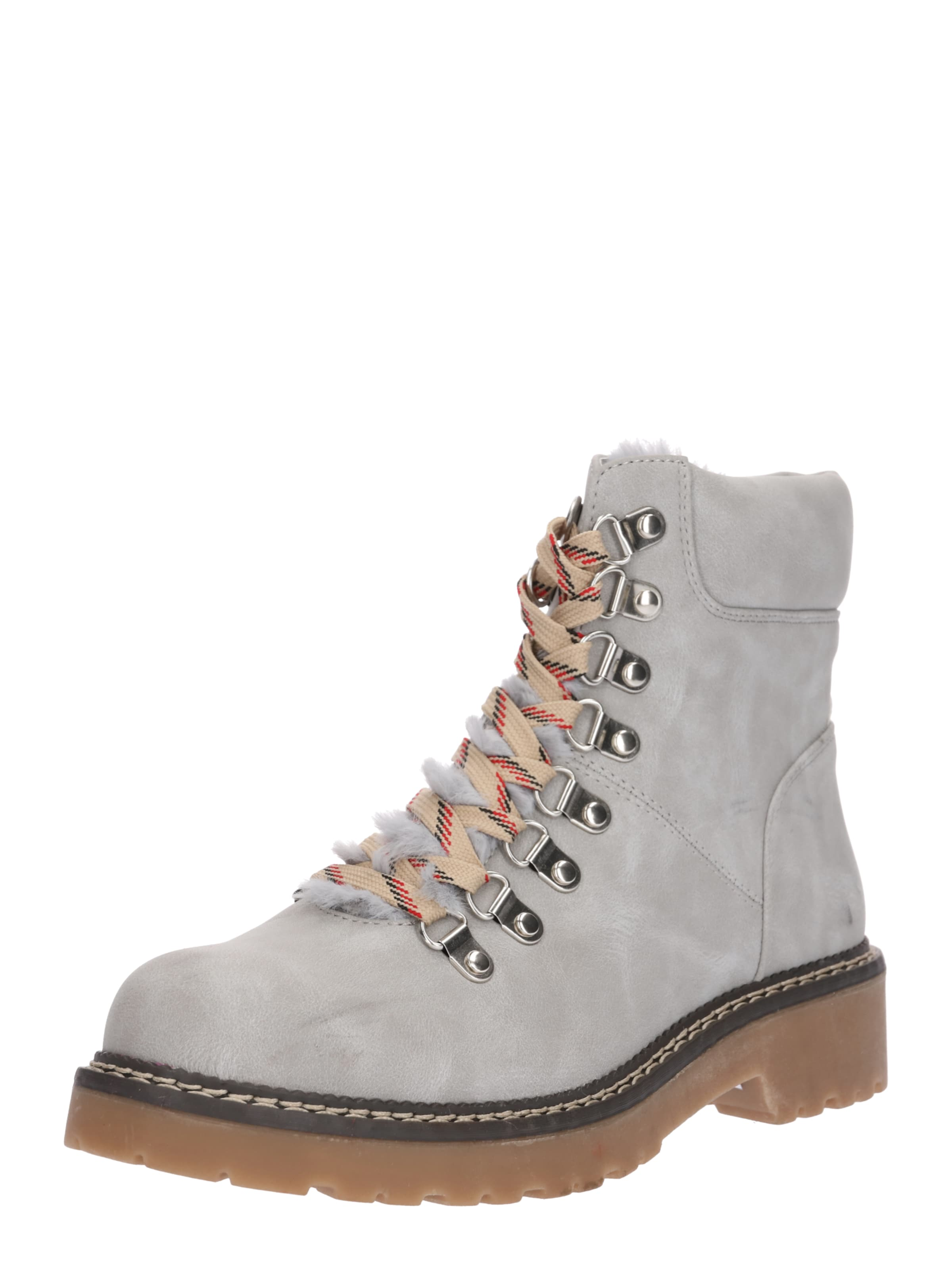'luzi' Bottines À You Gris En About Lacets OwnP80kX