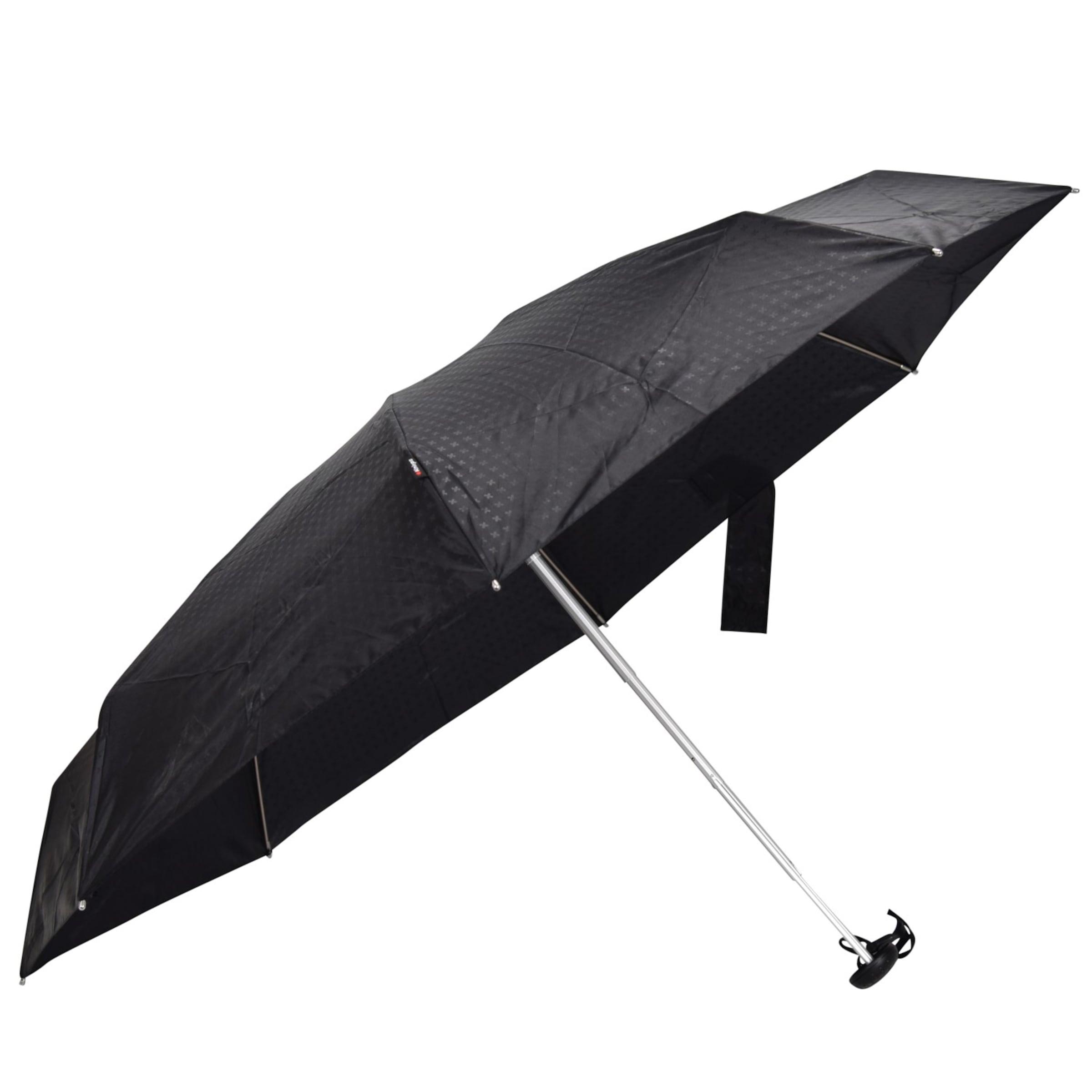 X1' Noir Knirps Parapluie En 'manual tsrdhQCBx