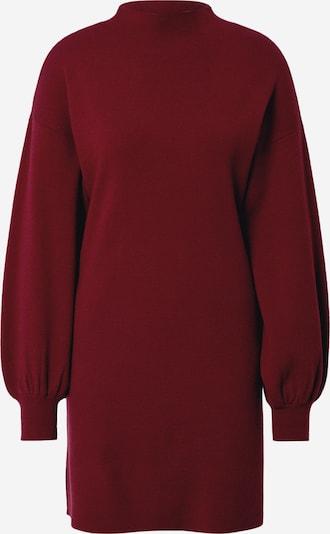 VERO MODA Pletena haljina 'NANCY' u boja vina, Pregled proizvoda