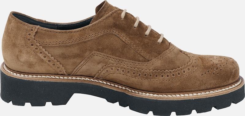 GABOR Schnürer Verschleißfeste billige Schuhe Hohe Qualität