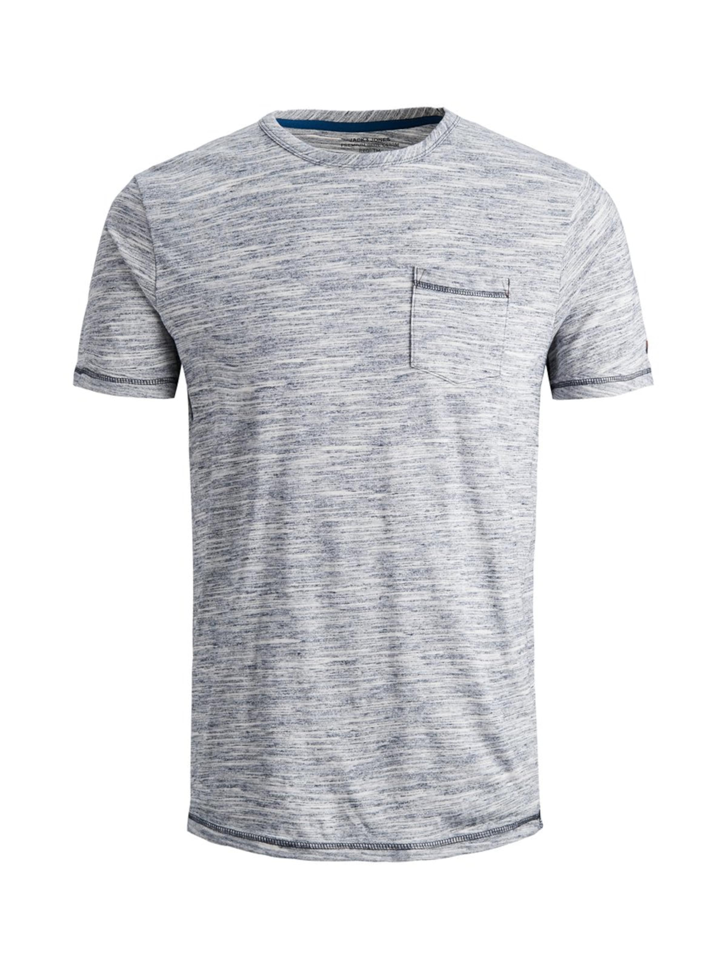 Jones Bleu shirt En Jackamp; gris T MVSzpqU