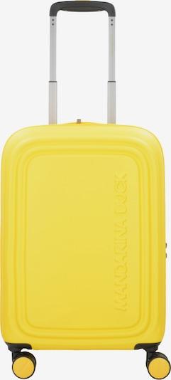 MANDARINA DUCK Trolley in de kleur Geel, Productweergave