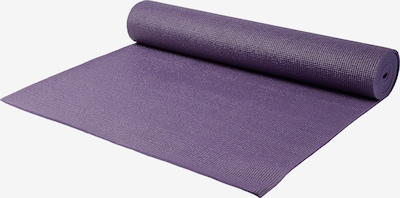 YOGISTAR.COM Yogamatte in aubergine, Produktansicht