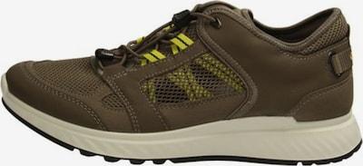 Sneaker low 'EXOSTRIDE' ECCO pe galben neon / kaki / negru, Vizualizare produs