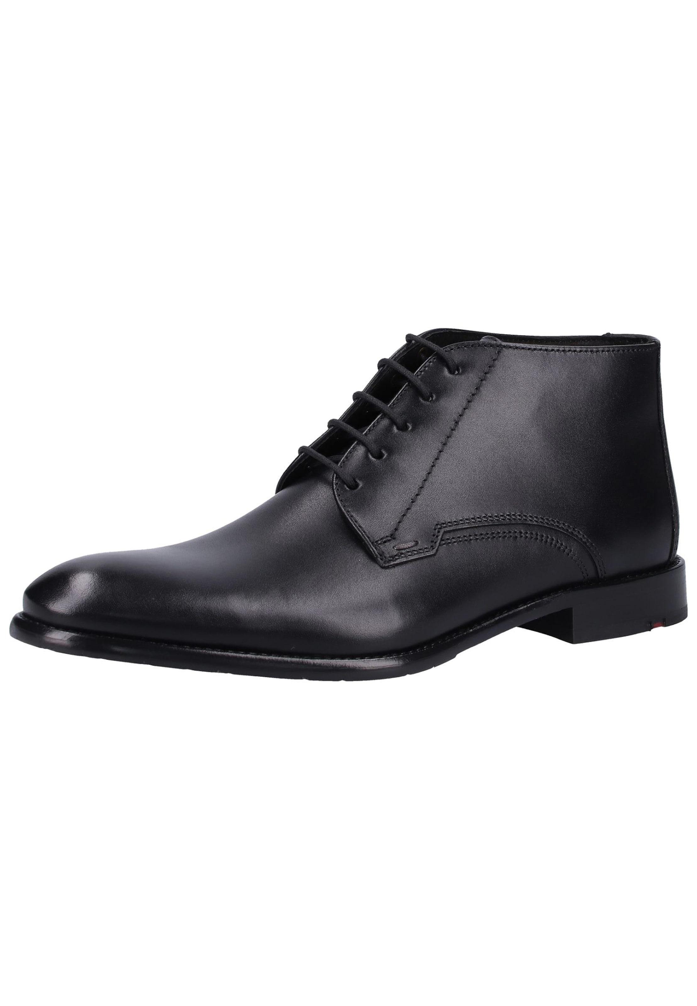 Lloyd En Noir Lacets Chaussure À 5j4L3RA