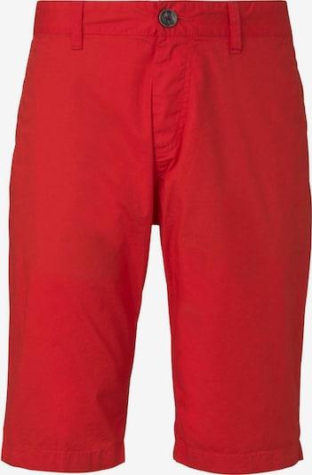 TOM TAILOR Shorts in rot, Produktansicht