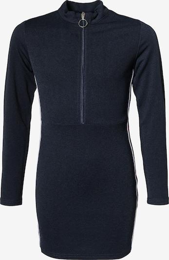 LEMON BERET Kleid in nachtblau / rot / weiß, Produktansicht