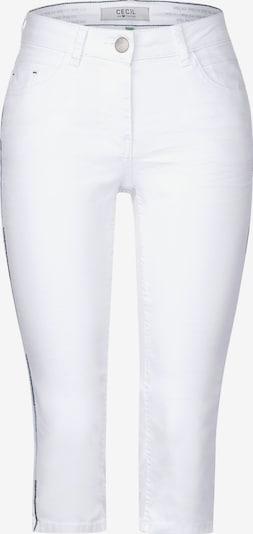 CECIL Jeans in weiß, Produktansicht