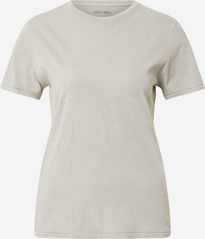 AMERICAN VINTAGE T-Shirt 'Vegiflower' in taupe, Produktansicht